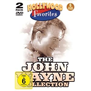 The Hollywood Favorites: The John Wayne Collection movie