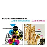 And 5 Trombones + And 5 Saxes + 5 bonus tracks + 12p booklet Four Freshmen