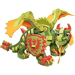 Bloco Toys Inc Combat Dragon Construction Toy