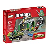 LEGO Juniors Turtle Lair 10669 Building Set