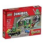 LEGO Juniors Turtle Lair 10669 Buildi...