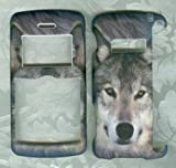 Grey Wolf Lg Vx-9200, Env 3, Ellipse Lg9250 Snap on Hard Case Shell Cover Protector Faceplate Rubberized Wireless Cell Phone Accessory