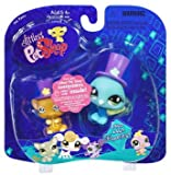 Best Deals Littlest Pet Shop: Pairs and Portables – Rat and Peacock