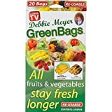 Debbie Meyer Green Bags (20 Pack)