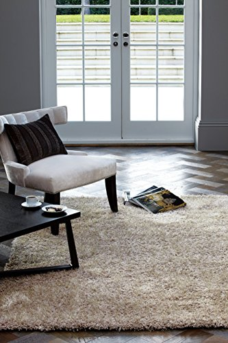 shaggy-a-pelo-lungo-tappeti-a-buon-mercato-denny-tappeto-100x150-cm-pietra-beige