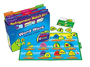 Word Work Folder Game Library