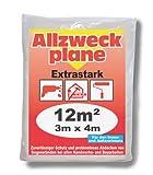 Jufol 10221 Allzweck-Plane 3 x 4 m