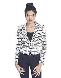 Only Women's Casual Jacket (_5712838432995_Cloud Dancer_40)