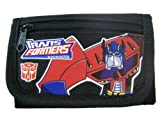 Transformers Wallet - Transformers Trifold Wallet (Black) [Apparel]