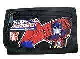 Transformers Wallet - Transformers Trifold Wallet (Black) [Apparel]