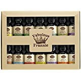 Essential Oil Beginner Starter Set 14/10ml - 100% Pure Therapeutic Grade - Great for Aromatherapy
