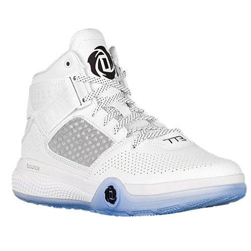 buy online 5af88 8618f adidas Mens D Rose 773 IV Basketball Shoes (WhiteBlackWhite - Import It  All