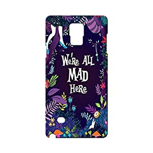 G-STAR Designer Printed Back case cover for Samsung Galaxy Note 4 - G0112