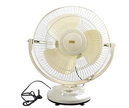 BTM Stella AP 3 Speed Table Fan (300mm)