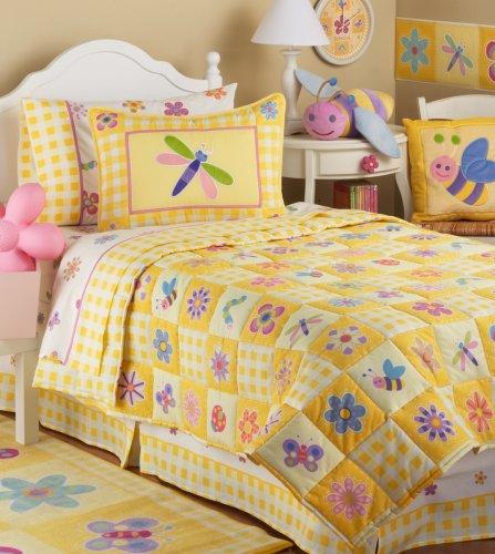 Olive Kids Flowerland Comforter