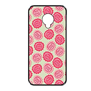Vibhar printed case back cover for Xiaomi Redmi 1s SweetNDad