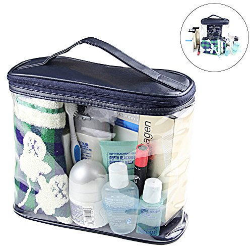 Travelmall-Travel-Toiletry-Case-Clear-Cosmetic-Bag-with-Top-Handle-Train-Bags-for-travel-and-home