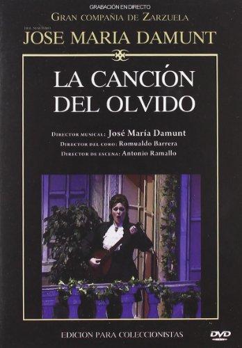 La Cancion Del Olvido - Federico Romero Sarachaga y Guillermo Fernández - DVD