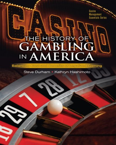The History of Gambling in America (Craft In America Service compare prices)