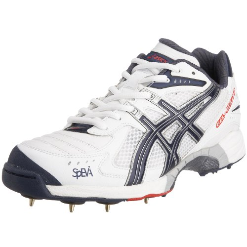 Asics Men's Gel-Gully 2 Lace-Up White/Navy/Red P924J0149 10.5 UK
