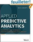 Applied Predictive Analytics: Princip...