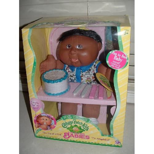 Cabbage patch twinkle toes hispanic culture