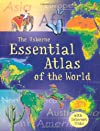 Essential Atlas of the World (Usborne Atlases)