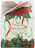 Churchill's Poinsettia Boxes with Natural Fruit Jellies 250 g (Pack of 2)