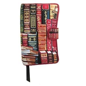 Standard Paperback Novel Size - Book Lover Pattern - Bookcover Design - Bookshelf Theme - Good Book Cover