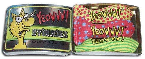 Yeowww! 100% Organic Catnip Toy,