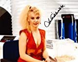 SANDRA DICKINSON as Trillian - Hitchhikers Guide To The Galaxy (TV) GENUINE AUTOGRAPH