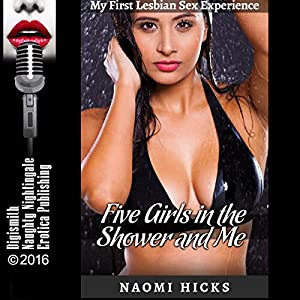Five Girls in the Shower and Me Audiobook