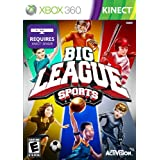 Big League Sports for Kinect