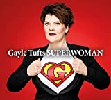 Gayle Tufts 'Superwoman: WortArt'