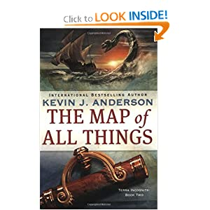 The Map of All Things - Kevin J. Anderson