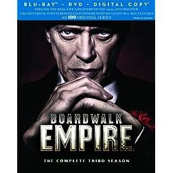 Boardwalk Empire: The Complete Third Season (Blu-ray)