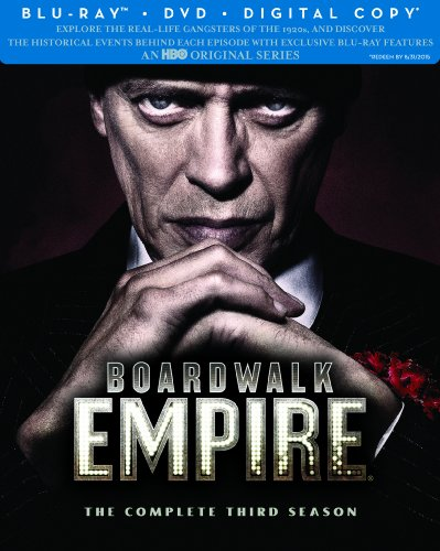 Boardwalk Empire: The Complete Third Season (Blu-ray).