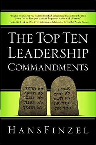 The Top Ten Leadership Commandments written by Hans Finzel