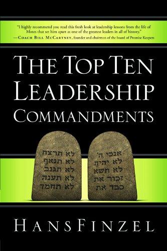 The Top Ten Leadership Commandments (Top Ten Canada compare prices)