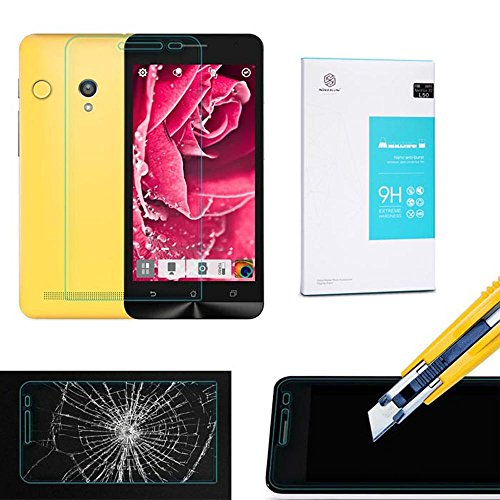 Amjimshop Vovotrade(Tm) New Nillkin Tempered Glass Screen Protector For Asus Zenfone 4 A450Cg
