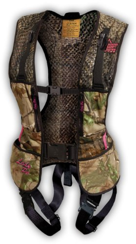 Hunter Safety System Lady Pro Safety Harnesses, Realtree, Large/X-Large