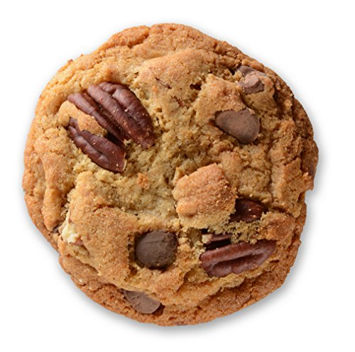 Gourmet Chocolate Chip Pecan Cookies, 8 Cookies Per Box, Organic Ingredients! A Wholesome Dose of Decadence! (Chocolate Chips Gourmet compare prices)