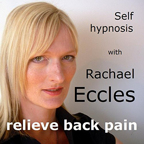 Relieve Back Pain: Stress & Tension Relief Backache Self Hypnosis Hypnotherapy CD, Pain Management