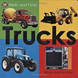 img - for Slide and Find - Trucks book / textbook / text book