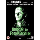 The Horror of Frankenstein [Region 2]