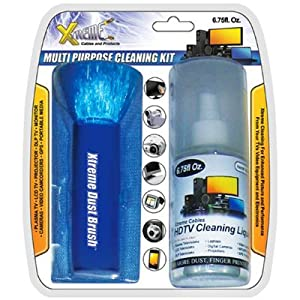 HDTV 6.75fl Oz Deluxe Cleaning Kit