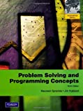 Problem Solving & Programming Concepts (0273752219) by Sprankle, Maureen
