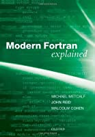 Modern Fortran Explained, 4th Edition Front Cover