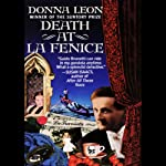 Death at La Fenice (       UNABRIDGED) by Donna Leon Narrated by Anna Fields