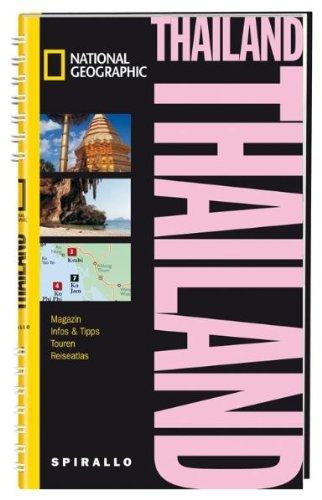 NATIONAL GEOGRAPHIC Spirallo Reiseführer Thailand: